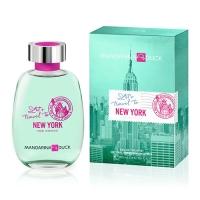Туалетная вода Mandarina Duck Let's Travel To New York For Woman