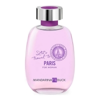 Туалетная вода Mandarina Duck Let's Travel To Paris For Woman
