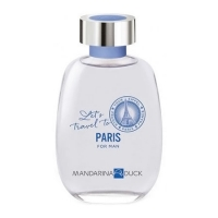 Туалетная вода Mandarina Duck Let's Travel To Paris For Man