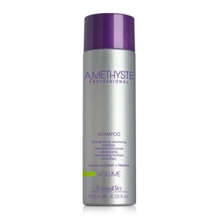Укрепляющий шампунь для объема волос AMETHYSTE Volume Shampoo