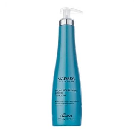 Питательный шампунь MARAES Color Nourishing Shampoo