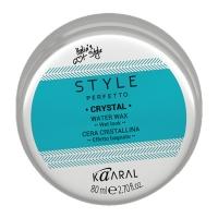 Воск с блеском для укладки волос STYLE Perfetto CRYSTAL