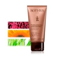 Защитный флюид для лица и тела Sensitive Zones Protective Fluid SPF50