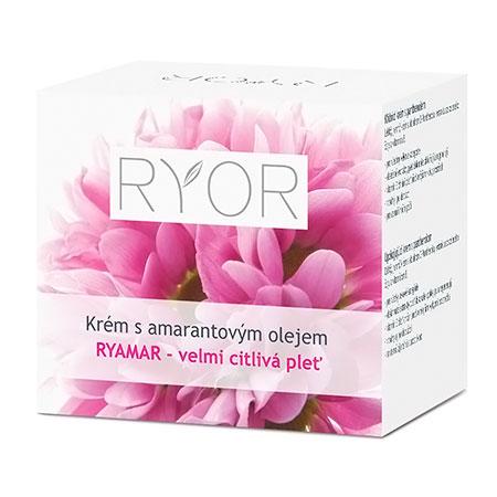 Крем с aмарантовым маслом Ryamar