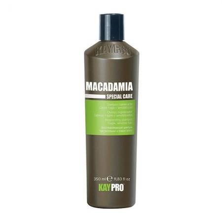 Регенерирующий шампунь с маслом макадамии MACADAMIA Special Care