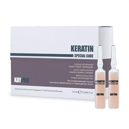 Восстанавливающий лосьон KERATIN Special Care