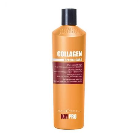 Антивозрастной шампунь с коллагеном COLLAGEN Special Care