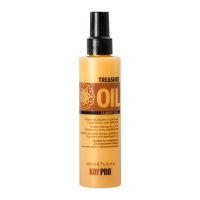 Увлажняющий двухфазный кондиционер TREASURE OIL 5 luxury oils