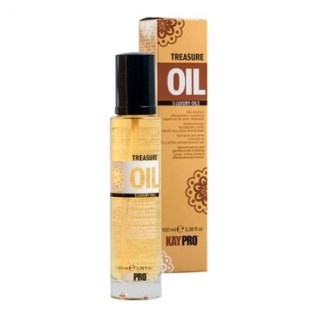 Увлажняющее драгоценное масло TREASURE OIL 5 luxury oils
