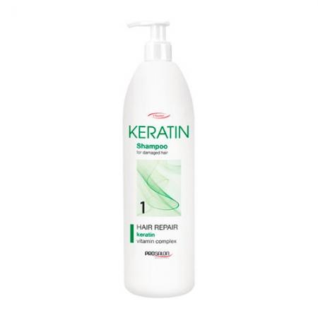 Шампунь для волос с кератином KERATIN Shampoo