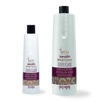 Восстанавливающий шампунь с кератином Seliar Keratin Shampoo