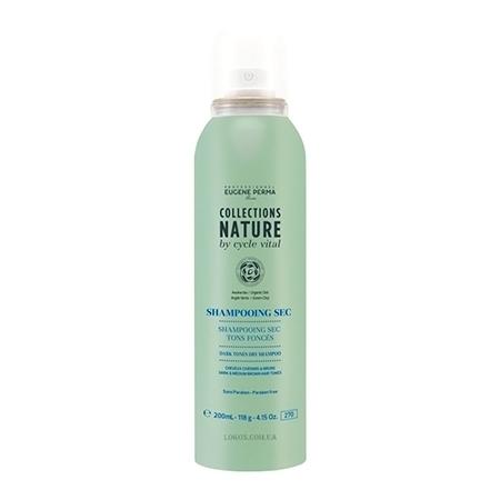 Сухой шампунь-спрей Collections Nature Dark Tones Dry Shampoo