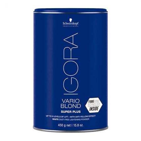 Обесцвечивающий порошок IGORA VARIO BLOND Super Plus