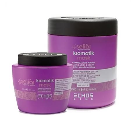 Маска для окрашенных волос Seliar Kromatik Mask