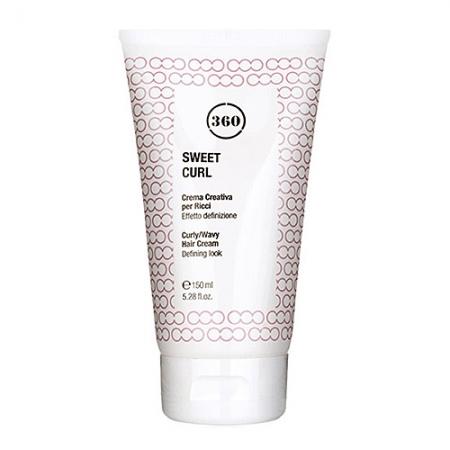 Крем для вьющихся волос 360 SWEET CURL
