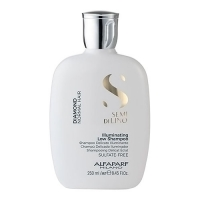 Шампунь придающий блеск Semi Di Lino DIAMOND Illuminating Low Shampoo