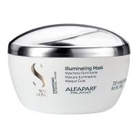 Маска придающая блеск Semi Di Lino DIAMOND Illuminating Mask