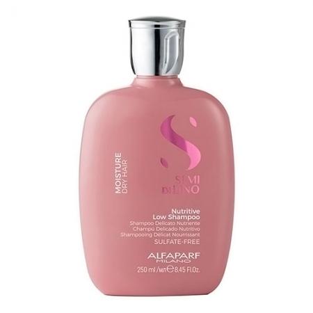 Питательный шампунь Semi Di Lino MOISTURE Nutritive Low Shampoo