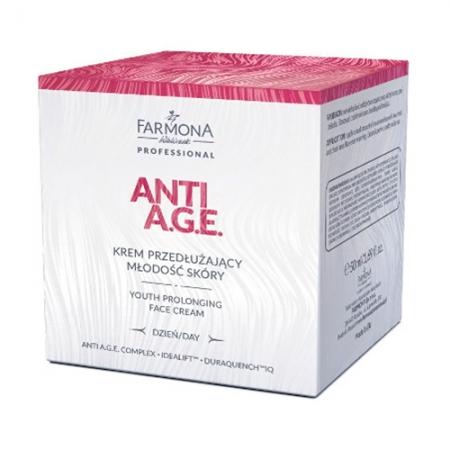 Крем продлевающий молодость кожи ANTI A.G.E.