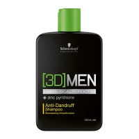 Шампунь против перхоти [3D]MEN Anti-Dandruff Shampoo