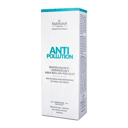 Регенерирующий крем-ролик для кожи вокруг глаз ANTI-POLLUTION