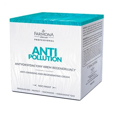 Антиоксидантный ночной регенерирующий крем ANTI-POLLUTION