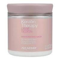 Кератиновая увлажняющая маска LISSE DESIGN Keratin Therapy Rehydrating Mask