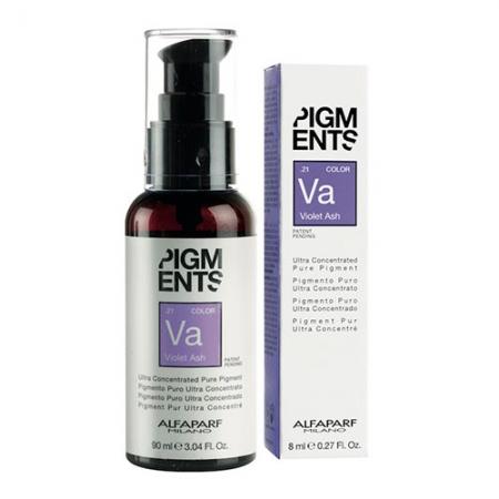 Ультра концентрированный чистый пигмент PIGMENTS Violet Ash .21