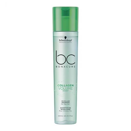 Коллагеновый шампунь BC Bonacure Collagen Volume Boost
