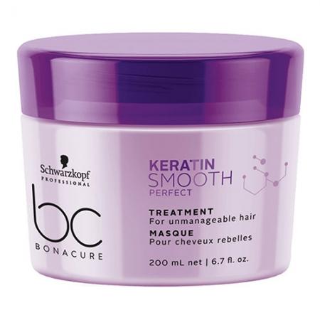 Кератиновая маска BC Bonacure Keratin Smooth Perfect