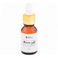 Масло для бровей и ресниц Brow oil by CC Brow