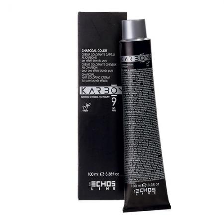 Крем-краска для волос KARBON 9 Charcoal Color