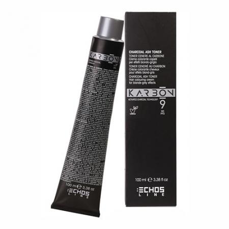Пепельный тонер для волос KARBON 9 Charcoal Ash Toner