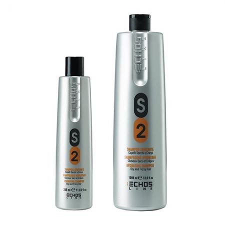 Шампунь для волос CLASSIC S2 Dry & Frizzy Hair Shampoo