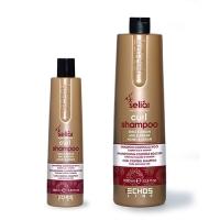 Шампунь для вьющихся волос с медом Seliar Curl Shampoo