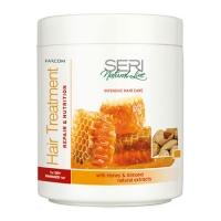 Маска для волос Восстановление и Питание SERI Natural Line