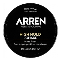 Помада для укладки ARREN Men's Grooming Pomade High Hold