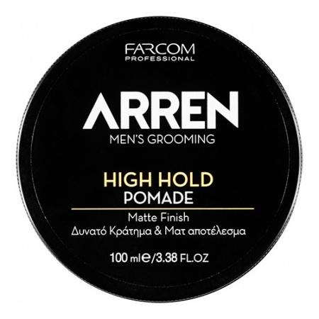 Помада для укладки ARREN Men's Grooming Pomade High Hold