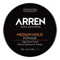Помада для укладки ARREN Men's Grooming Pomade Medium Hold