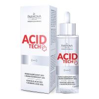 Гликолевая кислота 50% и шикимовая кислота 10% ACID TECH