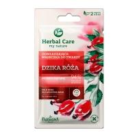 Омолаживающая маска для лица Шиповник Herbal Care