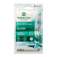 Увлажняющая маска для лица Алоэ Herbal Care