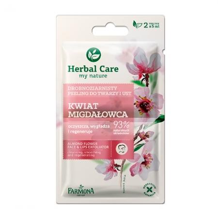 Скраб для лица и губ Herbal Care