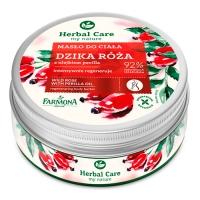 Масло для тела Herbal Care Шиповник