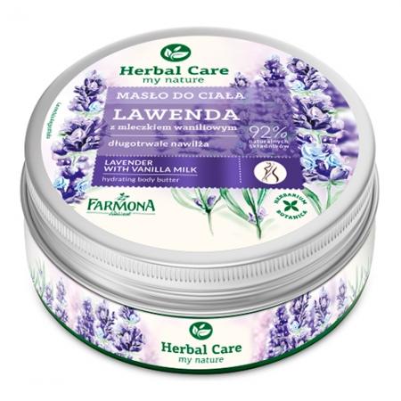 Масло для тела Herbal Care Лаванда