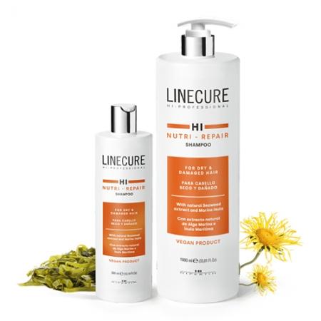 Восстанавливающий шампунь LINECURE Nutri-Repair Shampoo
