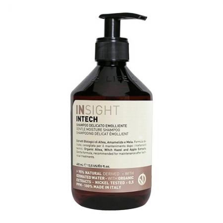 Деликатный смягчающий шампунь INTECH Gentle Moisture Shampoo