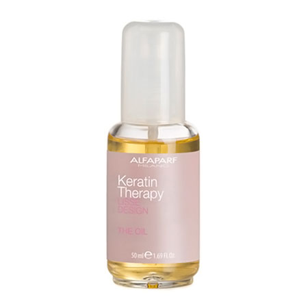 Кератиновое масло LISSE DESIGN Keratin Therapy The Oil