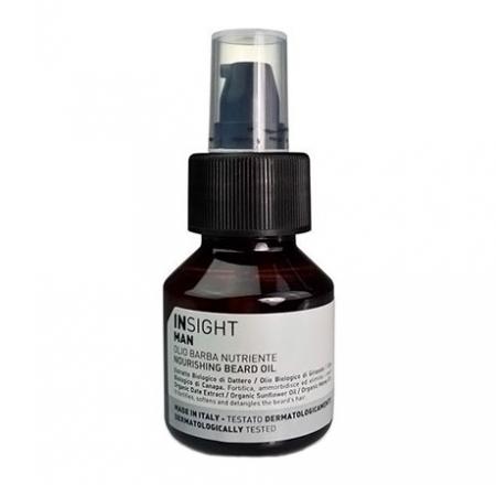 Питательное масло для бороды MAN Nourishing Beard Oil