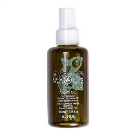 Двухфазное веганское масло MAQUI 3 All-In Oil